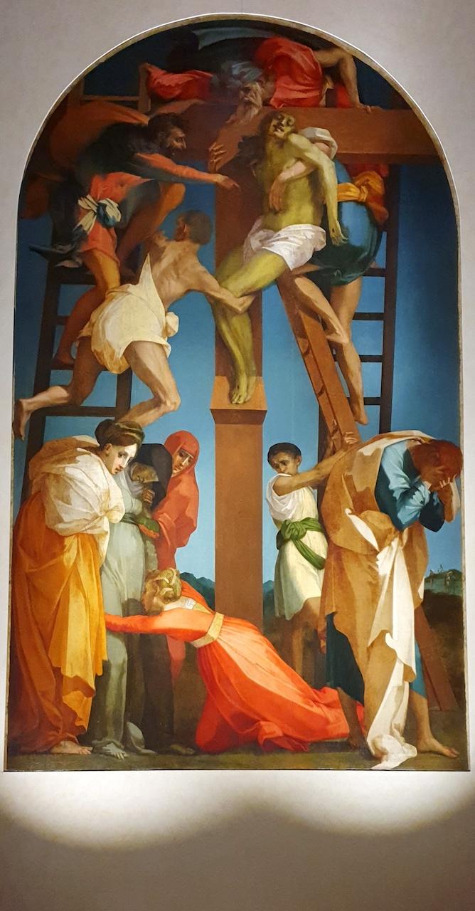 Il Rosso Fiorentino esposto alla Pinacoteca di Volterra