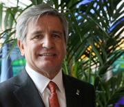 el nuevo presidente, Antonio Palacios