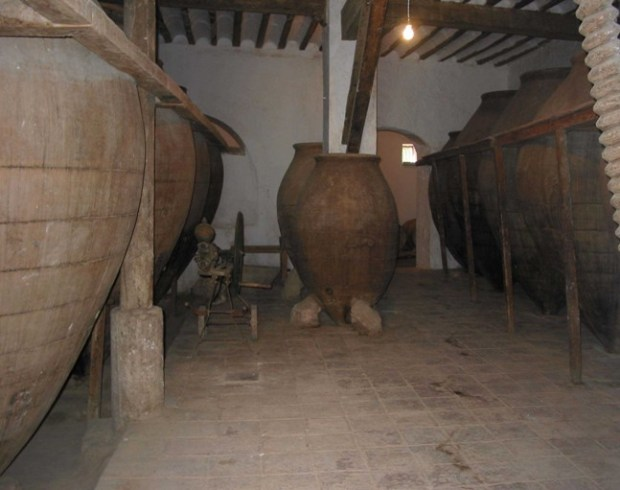 Antigua bodega de Ercavio