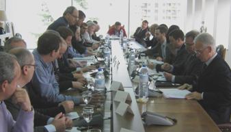 Reunión entre el MAPA y el Consero Regulador de la D.O.C. Rioja
