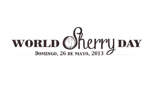 WorldSherryDay Logo - Spanish
