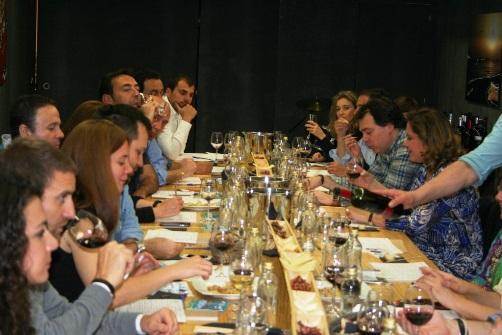 el Wine UP Tour en la pasada edición de La Coruña - copia
