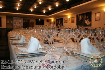 Wine Up Tour-Bodegas Mezquita - Cordoba 2013 _MG_7155