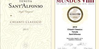 Gold Medal Mundus Vini
