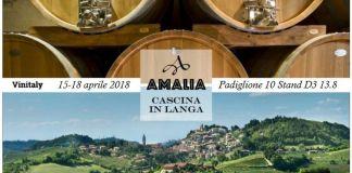 Amalia al Vinitaly 2018