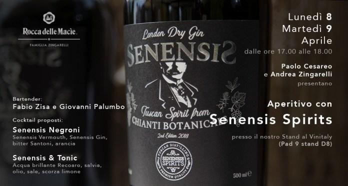 Senensis Spirits