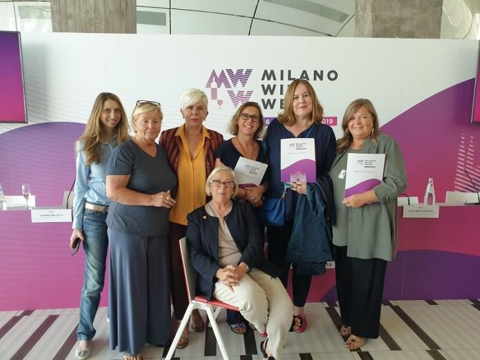 Le Donne del Vino alla Milano Wine Week 2019