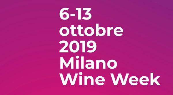 Milano WIne Week 2019