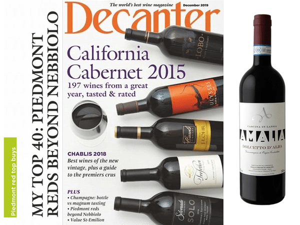 Dolcetto d'Alba 2017 Decanter