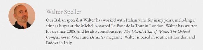 Walter Speller