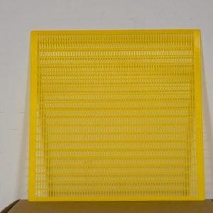 Materská mriežka plastová 500×500