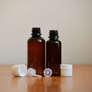 Plastová fľaša na propolis