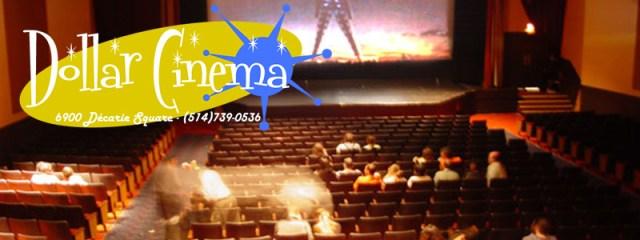 Montreal's Dollar Cinema