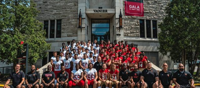 Vanier Football: A Team of Talent