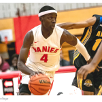 Vanier student Karim Mane is going to the NBA.