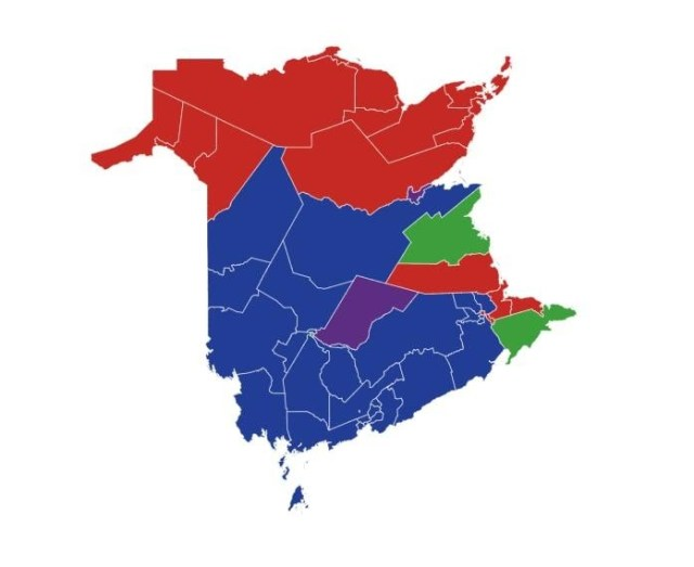 2020 New Brunswick Elections: A New Linguistic Divide