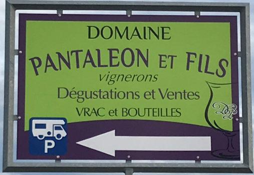 Vins Val de loire domaine pantaleon st nicolas de bourgueil
