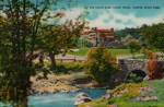 Vintage Postcard of the South Dakota State Game Lodge
