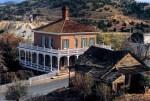 The Mackay House in Virginia City Postcard