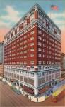 Roosevelt Hotel Vintage Postcard