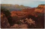 Grand Canyon Vintage Postcard