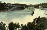 Vintage Niagara Falls Postcard of the American Falls