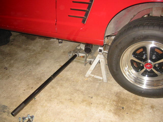 side exhaust vintage mustang forums