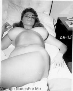 Huge vintage tits