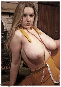 Vintage big breasts