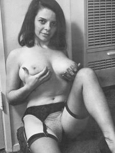 Garter Belt and Stockings
