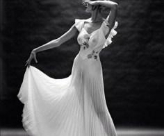 Unknown Dancer in sheer dress