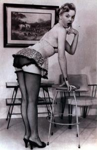 Pin-up Judy O'Day 38