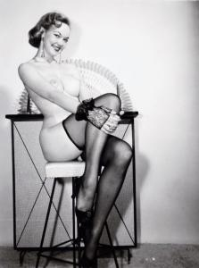 Pin-up Judy O'Day 8