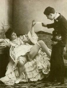 Tipping the Telegram Boy