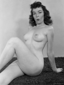 1950s Nude Pinups