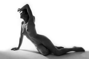 Vintage Topless Playboy Models