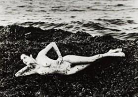 Nude in Seaweed