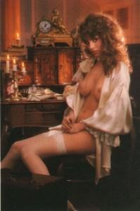 Cindy Brooks, April 1985
