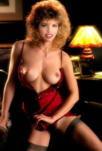 April 1985 Playboy Playmate 08