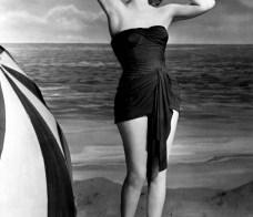Lucille Ball's short nude modeling career