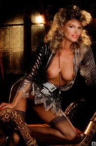 80's Playboy Model