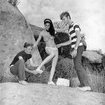 Vintage Model Lillian Parker 001