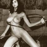 Vintage Model Lillian Parker 005