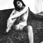 Vintage Model Lillian Parker 095