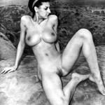 Vintage Model Lillian Parker 104