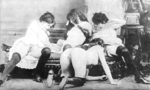 1880s Orgy
