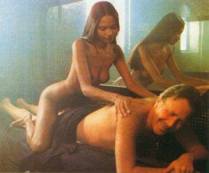 Film still from White Slave Trade