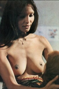 Another movie still, this time from the Jan 1977 Playmen