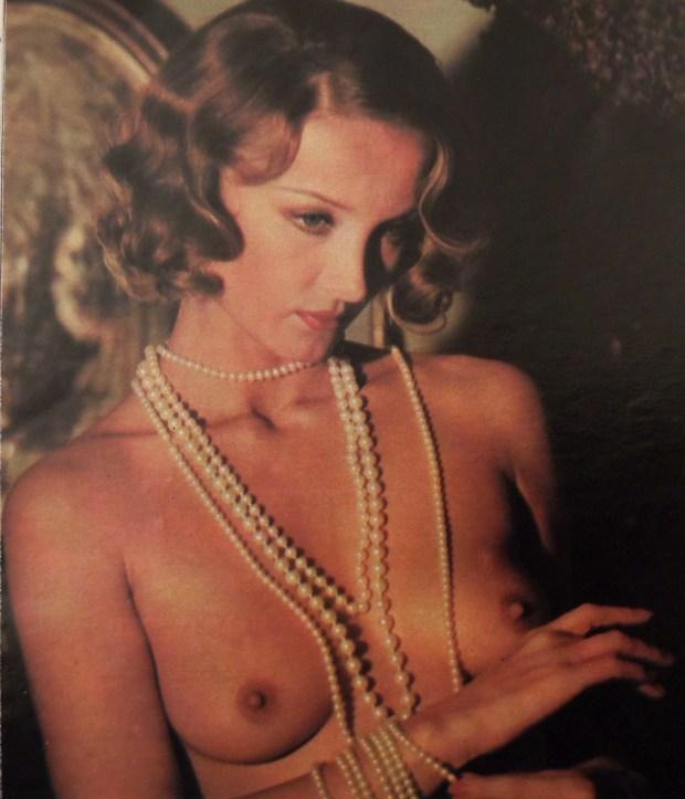 Barbara Bouchet  nackt
