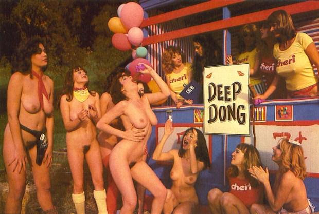 Cheri Deep Throat Contest
